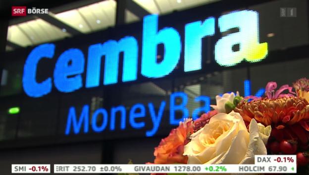 Video «SRF Börse vom 30.10.2013» abspielen