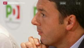 Video « Wer ist Matteo Renzi?» abspielen