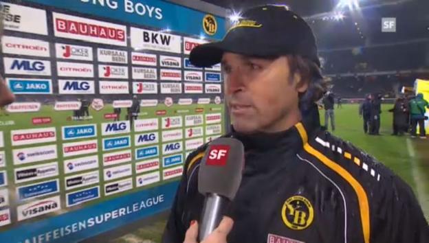Video «Interview mit Martin Rueda» abspielen