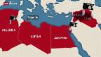 Video «FOKUS: IS auf dem Vormarsch» abspielen