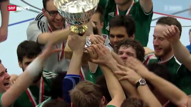 Handball: Wacker Thun ist Schweizer Meister