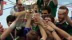 Video «Handball: Wacker Thun ist Schweizer Meister» abspielen