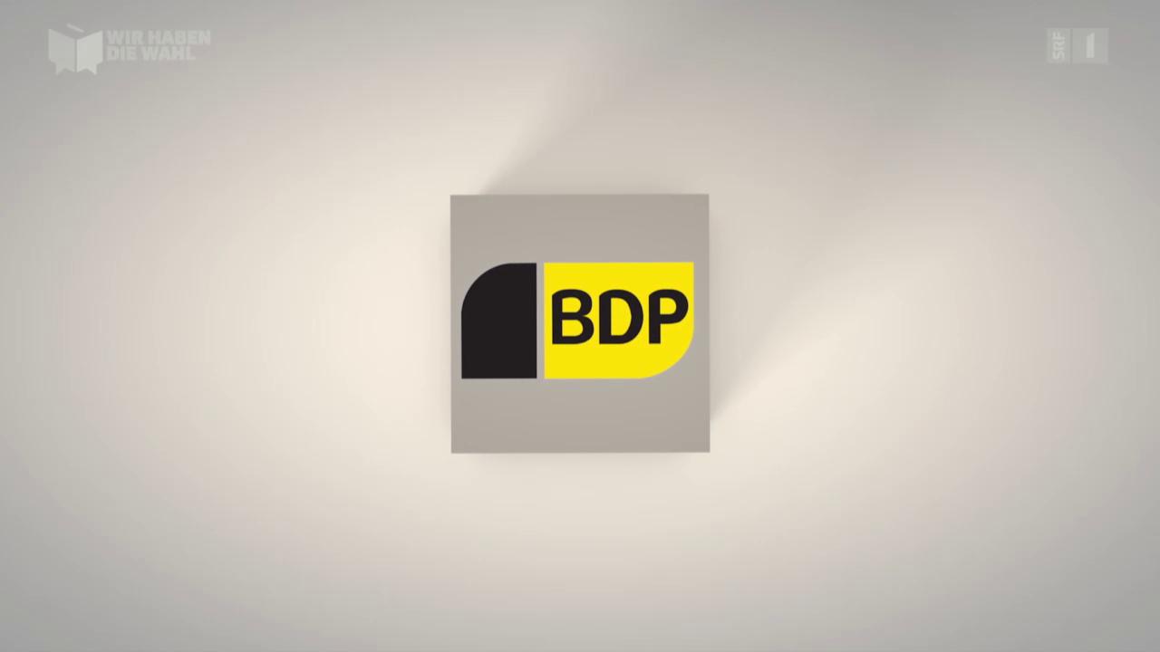 Die Bilanz: Die BDP