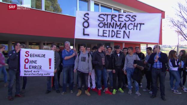 Video «Schweiz aktuell vom 09.11.2015» abspielen