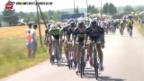 Video «Rad: 13. Etappe der Tour de France» abspielen