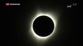 Video «Totale Sonnenfinsternis» abspielen