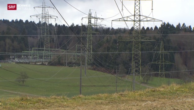 Video «Umstrittene Stromleitung» abspielen