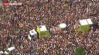 Video «950'000 Menschen an der Street Parade» abspielen