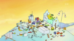 Video «Ted Sieger's Molly Monster – Früeligs-Butzete» abspielen