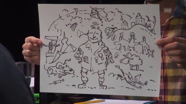 Video «Der Traum-Wähler von Jungpolitiker Jonny Fuchs» abspielen