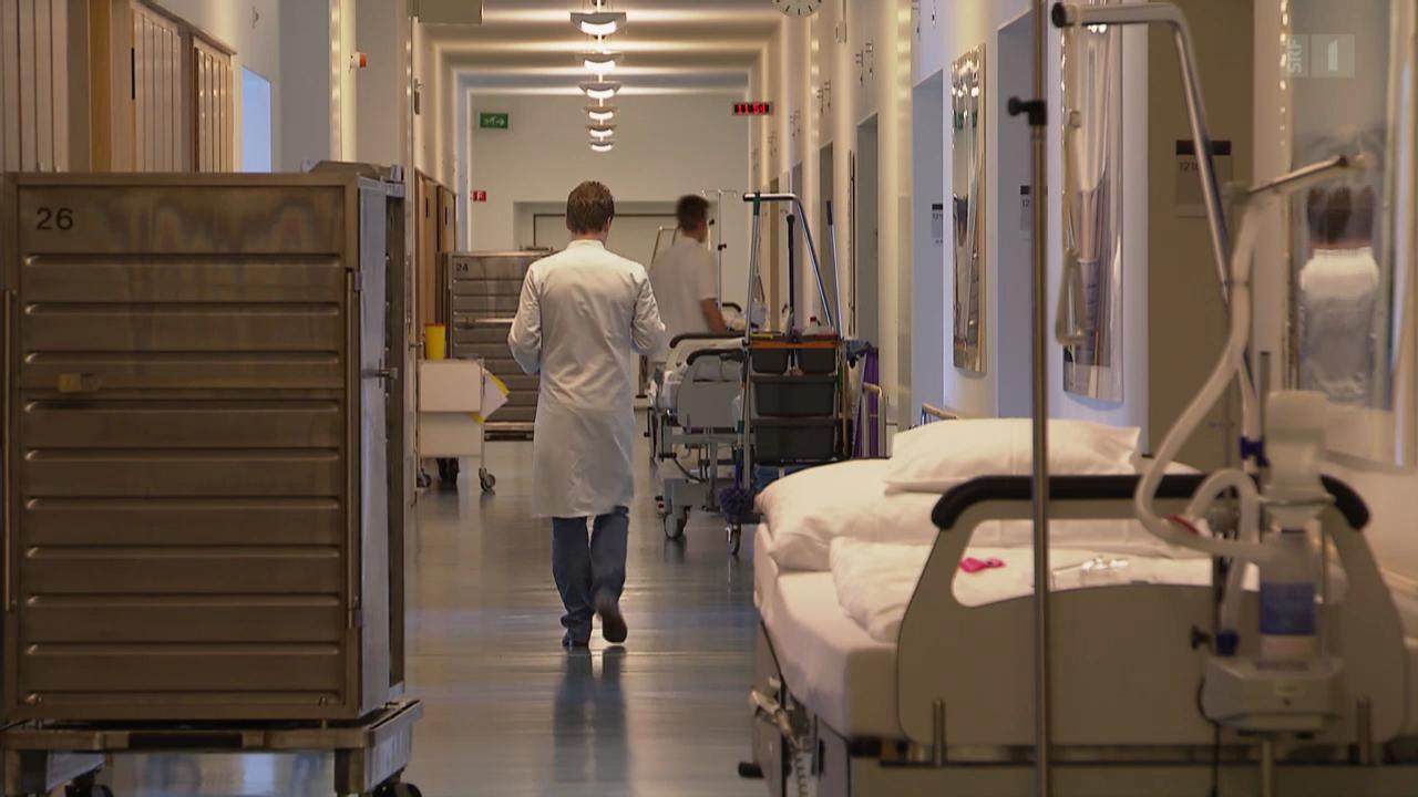 Gefährliche Spitalinfektionen: Lasche Kontrollen kosten Leben