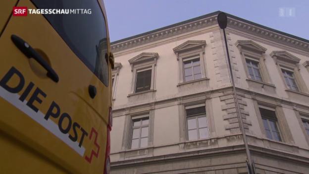 Video «Post von Geldwäscherei-Vorwurf freigesprochen» abspielen