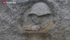 Video «Schaffhausen gedenkt der eidgenössischen Kriegstoten» abspielen