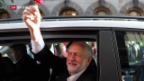 Video «FOKUS: Corbyn im Aufwind» abspielen