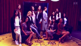Video «Neue «G&G»-Wochenserie: Das sind die neuen Miss-CH-Kandidatinnen» abspielen