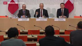 Video «Bundesrat gegen Spekulations-Initiative» abspielen