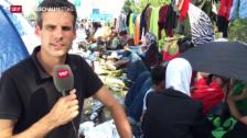 Video «An der Grenze zu Ungarn» abspielen