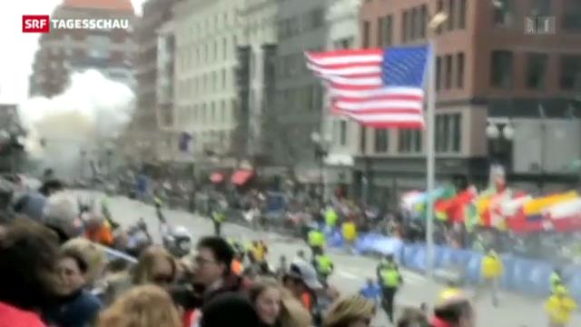 Augenzeugen berichten vom Anschlag in Boston