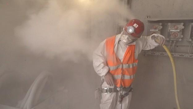 Video «Extrem-Jobs: Hindernisse überwinden» abspielen