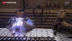 Video «Der Schweizer Industrie fehlt es an Lehrlingen» abspielen