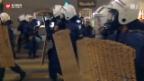 Video «Gewalt gegen Polizei» abspielen