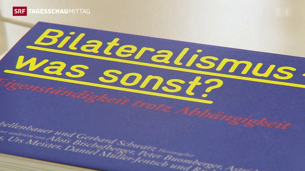 Avenir Suisse: Schweiz hat von Bilateralen profitiert