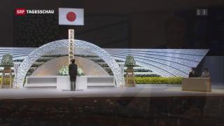 Video «Gedenktag Fukushima» abspielen