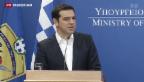 Video «Stillstand in Griechenland» abspielen