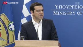 Video «Stillstand in Griechenland » abspielen