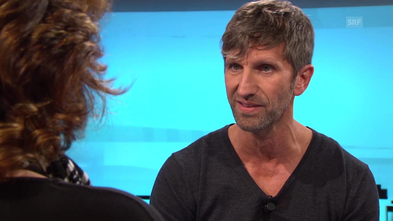 «Aeschbacher»: Eric Standop liest aus Gesichtern