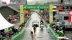 Video «Froome vor Gesamtsieg bei Tour de Romandie» abspielen