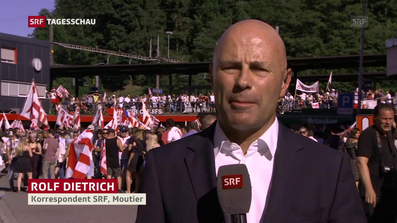 SRF-Korrespondent Rolf Dietrich schätzt ein