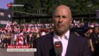 Video «SRF-Korrespondent Rolf Dietrich schätzt ein» abspielen