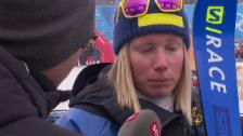 Link öffnet eine Lightbox. Video Näslund: «Fanny fuhr die Ellbogen aus» (Engl.) abspielen