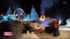 Video «Walters Liebeserklärung im Eispalast» abspielen