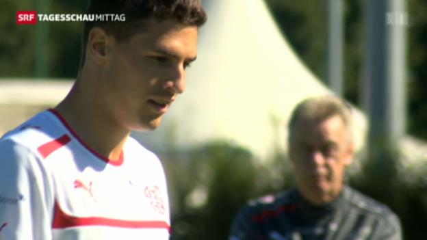 Video «Mit Fabian Schär gegen Island» abspielen