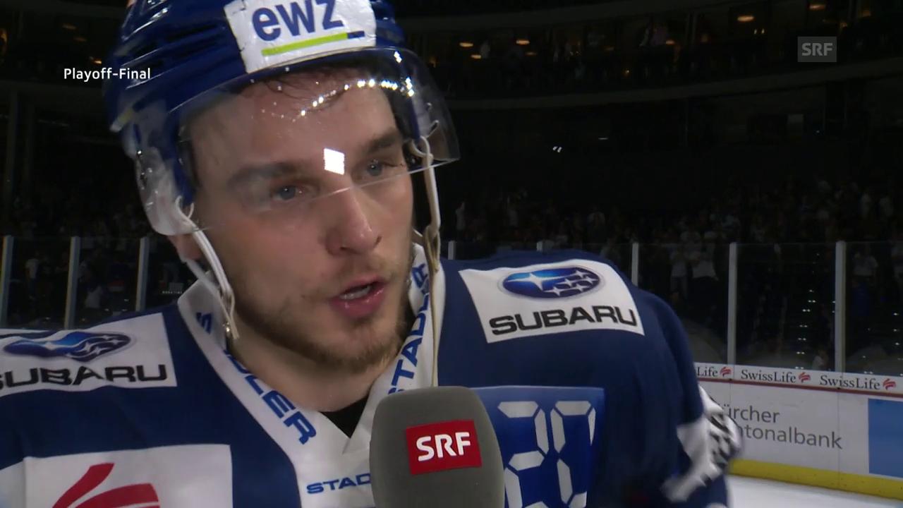 Baltisberger: «Einfach auf die ersten Einsätze konzentrieren»