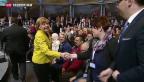 Video «Merkel will mehr Bürgernähe» abspielen