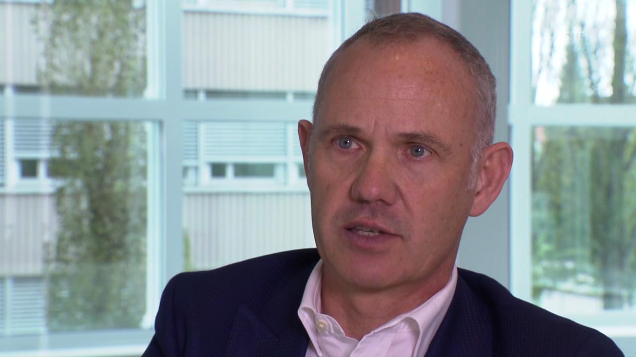 Andreas Herzog über Risikoanalyse bei Bühler