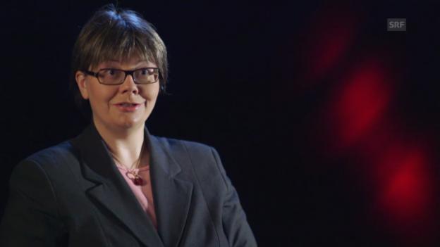 Video «Historikerin Regula Schmid Keeling über die Burgunderbeute» abspielen