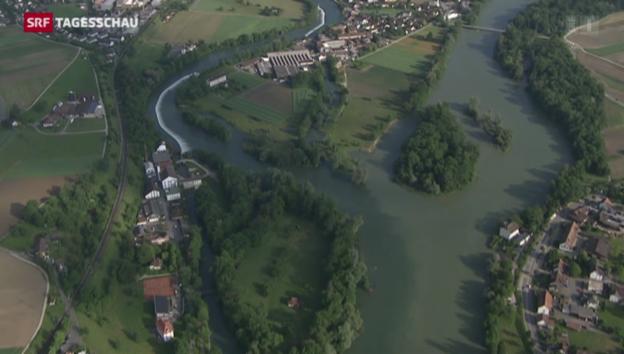 Video «Pestizid-Cocktail in Schweizer Flüssen» abspielen