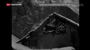 Video «Explosionsgefahr in Mitholz nicht gebannt» abspielen