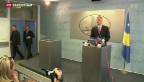Video «Unklare Lage nach Wahlen im Kosovo» abspielen