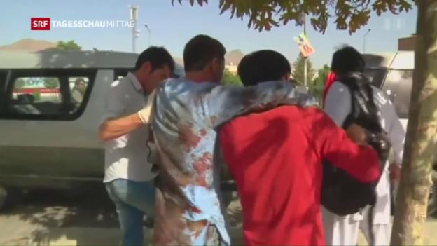 Video «Immer mehr zivile Opfer in Afghanistan» abspielen
