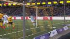 Video «Young Boys gewinnt gegen FC Zürich» abspielen