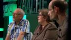 Video «Daniel Stössel, Rachele Bruni und Johannes Baumann» abspielen