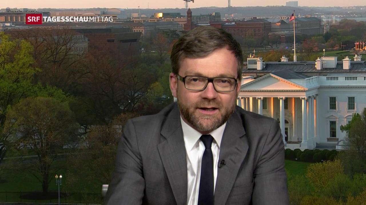 Peter Düggeli zum jüngsten Angriff der USA