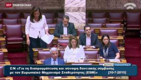 Video «Reformliste aus Athen nährt Hoffnung auf Einigung» abspielen