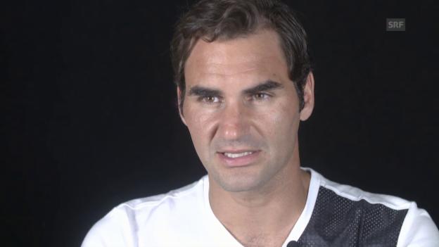 Video «Roger Federer: «Kurz vor der OP bekam ich grosse Angst»» abspielen