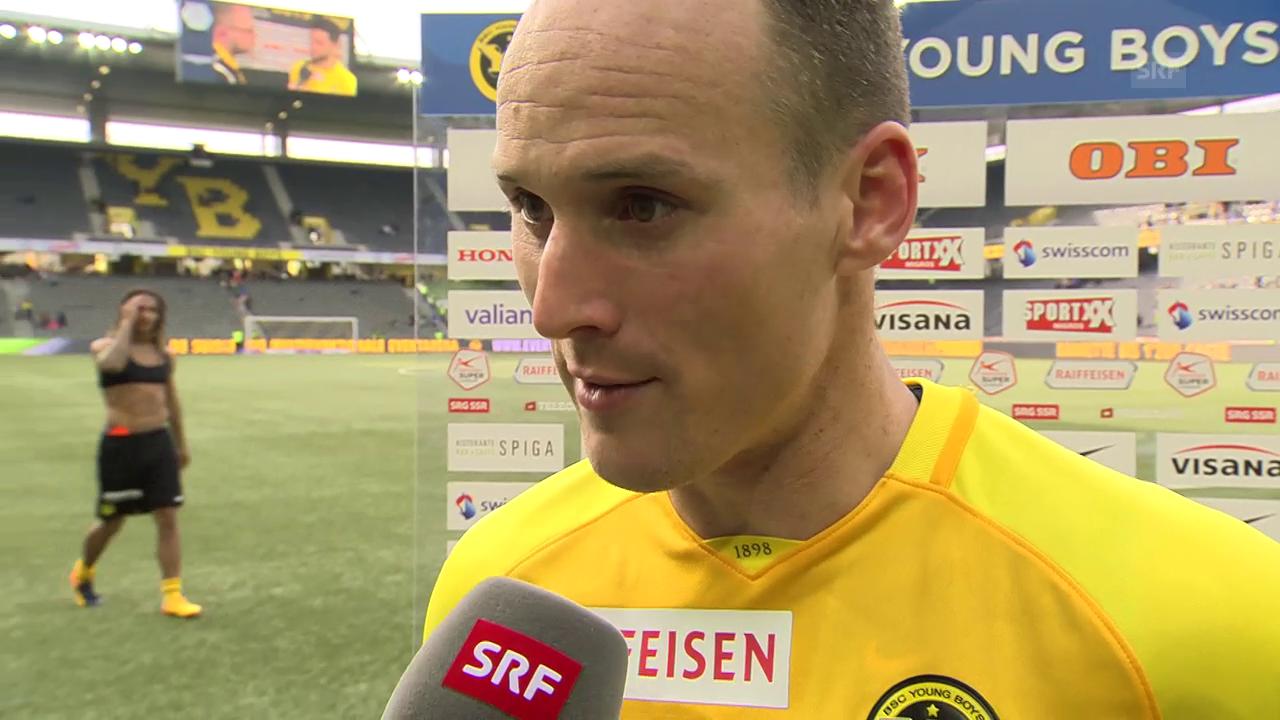 Von Bergen: «Jetzt brauchen wir noch 9 Punkte»